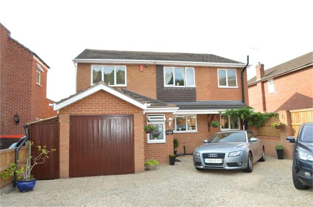 4 Bedrooms Detached House for sale in 35A Broad Street, Kingswinford, West Midlands