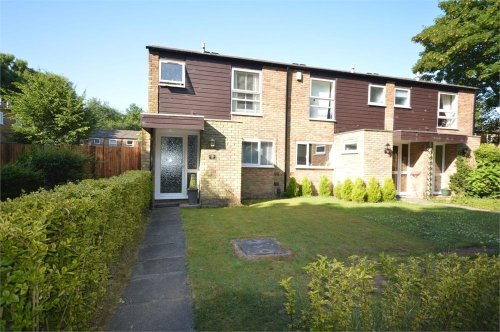 3 Bedrooms End Of Terrace House for sale in Coltstead, New Ash Green