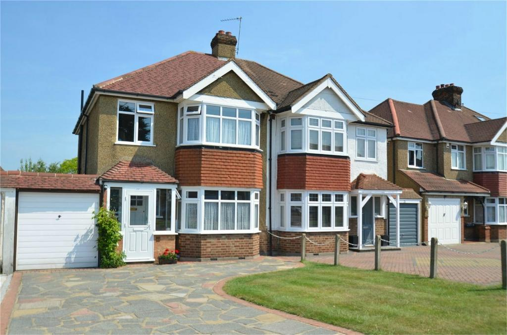 3 Bedrooms Semi Detached House for sale in 19 Tower View, Shirley, Croydon, Surrey