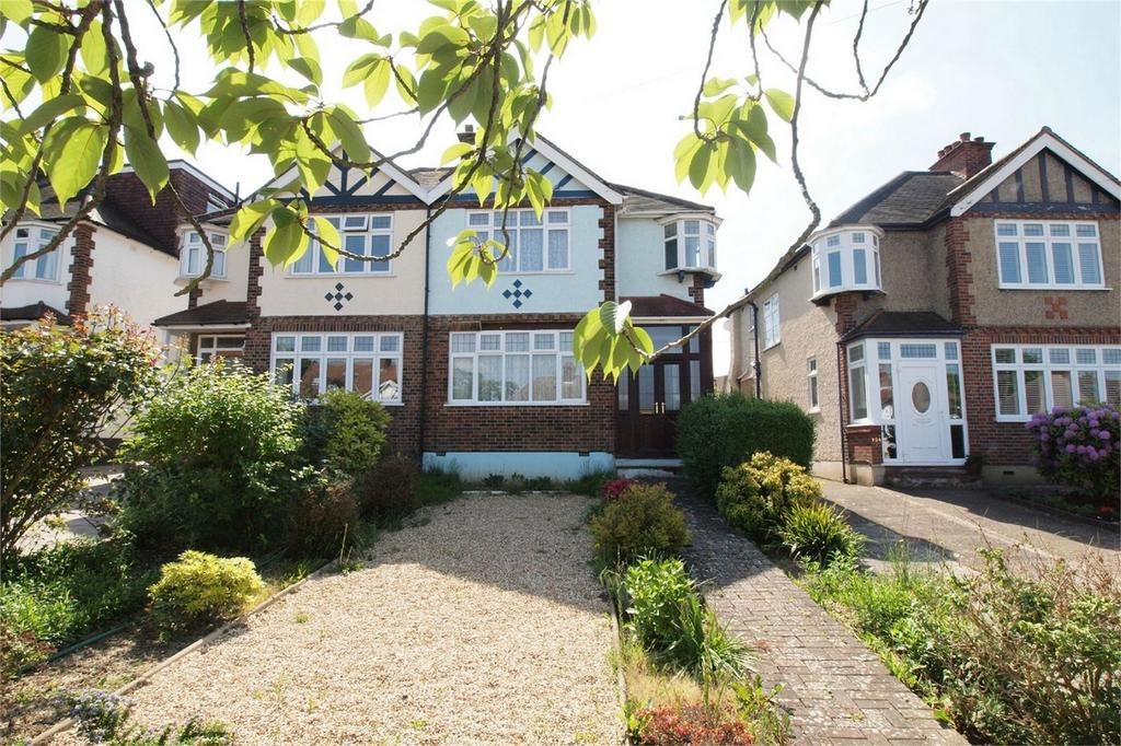 3 Bedrooms Semi Detached House for sale in Goodhart Way, West Wickham, Kent