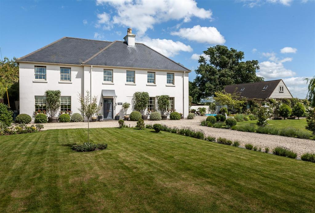 5 Bedrooms Detached House for sale in Rode, Frome