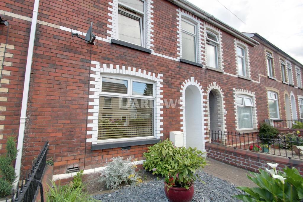 3 Bedrooms Terraced House for sale in The Highway, Pontypool