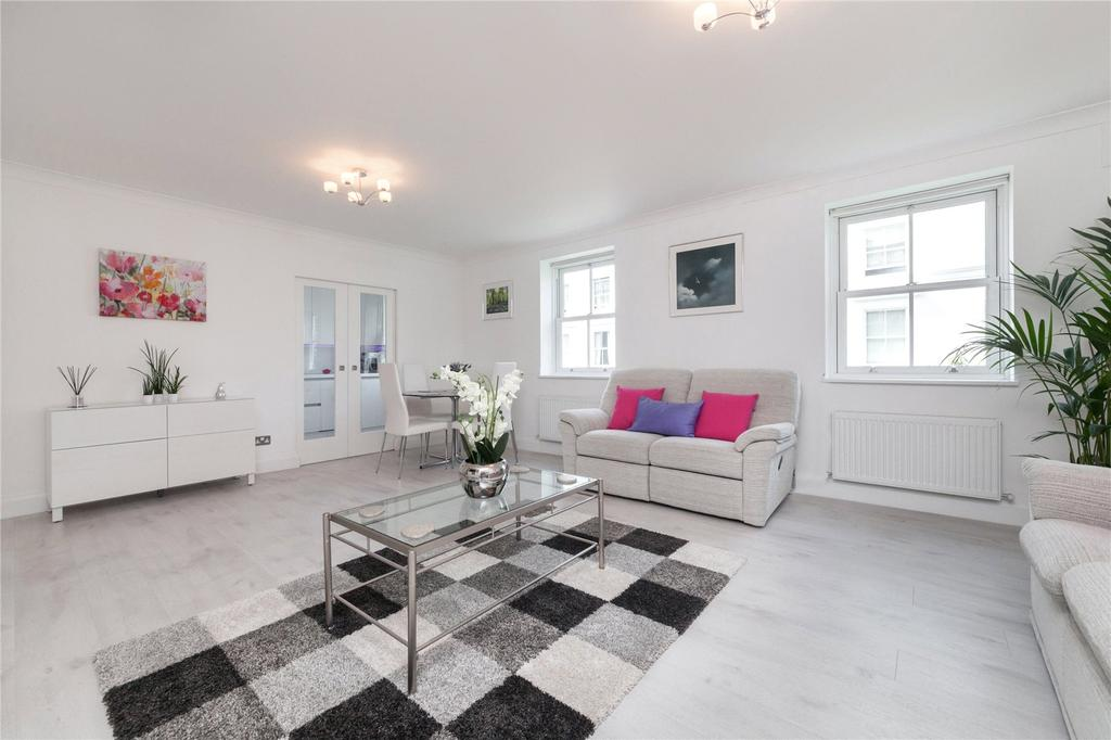 3 Bedrooms Flat for sale in Craven Hill Gardens, Hyde Park, London