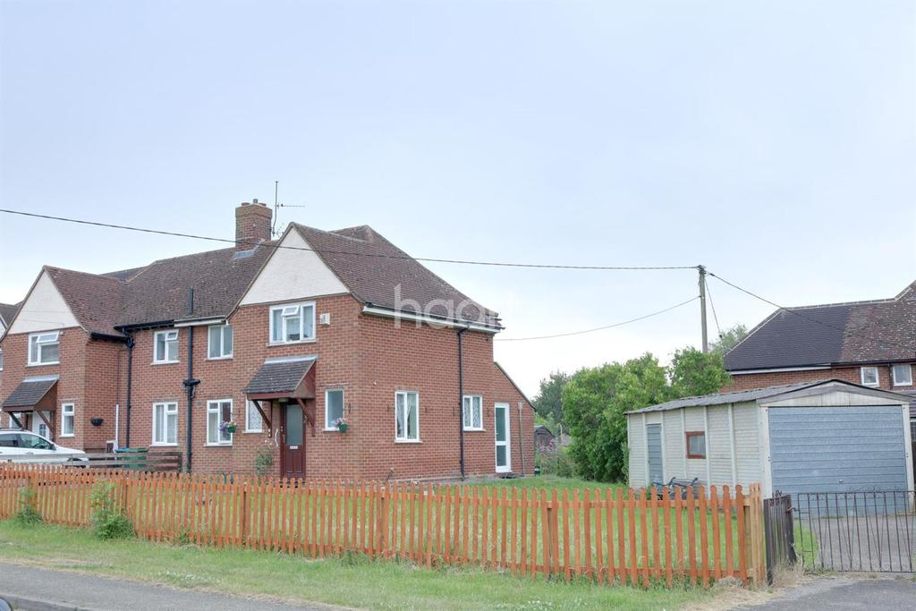 3 Bedrooms Semi Detached House for sale in Steeple Claydon