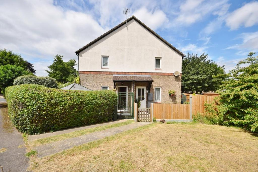 1 Bedroom Terraced House for sale in Loddon Vale, Basingstoke, RG22
