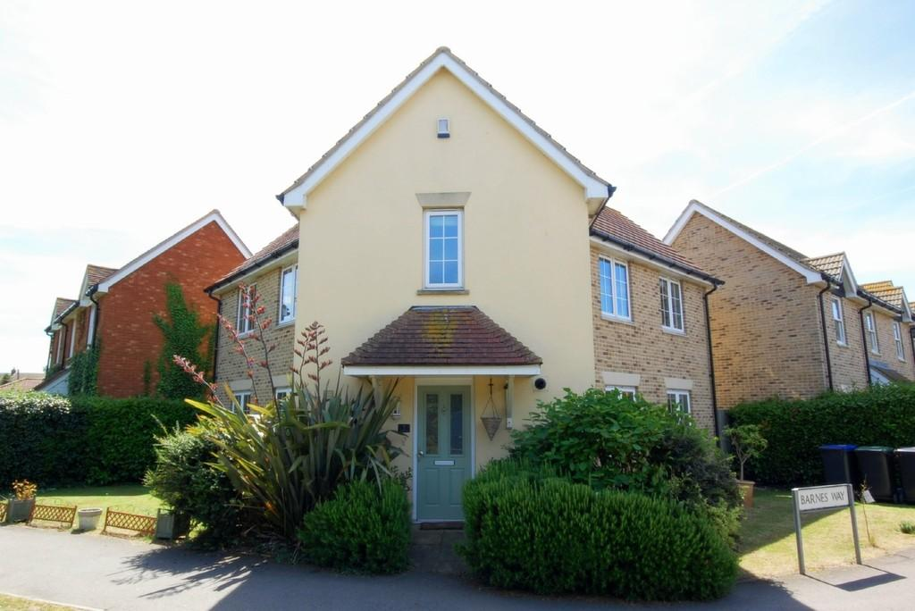 4 Bedrooms Detached House for sale in Barnes Way, Herne Bay