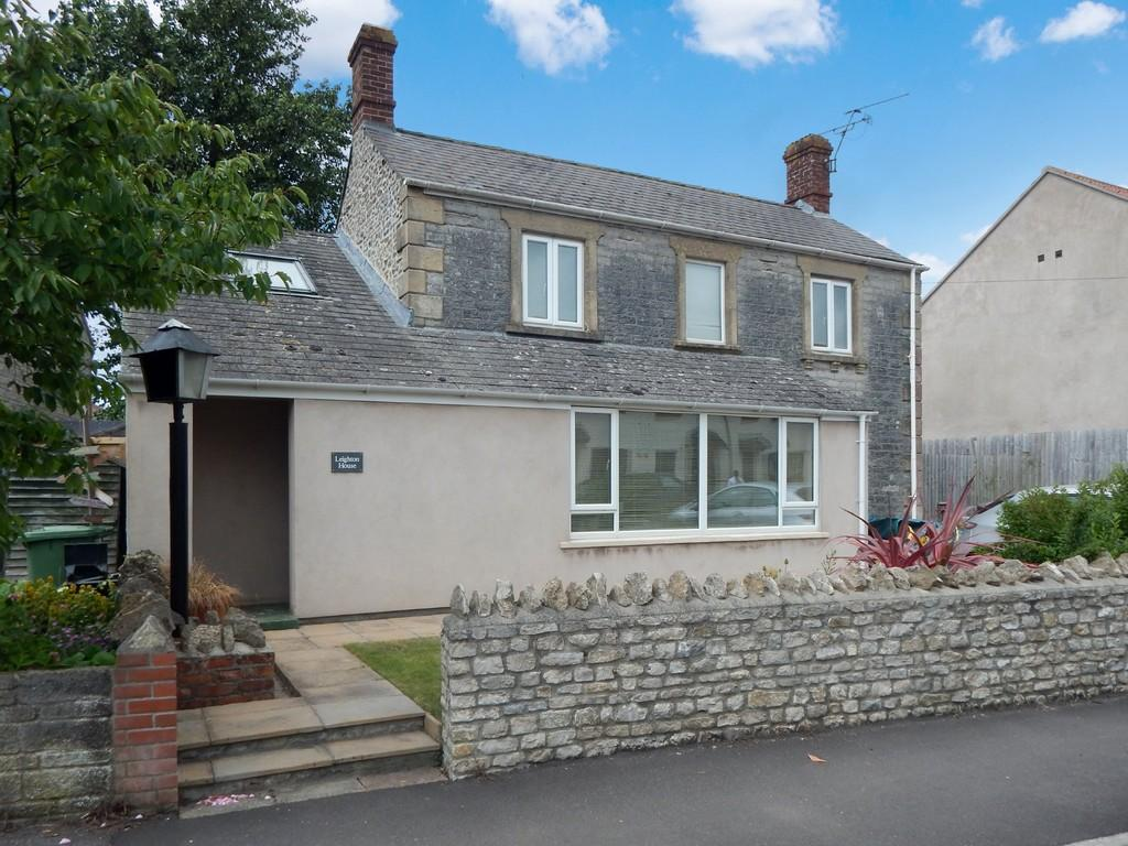 4 Bedrooms Detached House for sale in Leighton Lane, Evercreech
