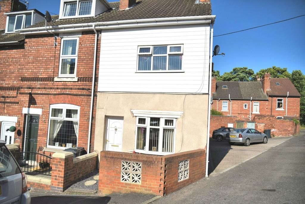 3 Bedrooms End Of Terrace House for sale in Dearne Street, Conisbrough