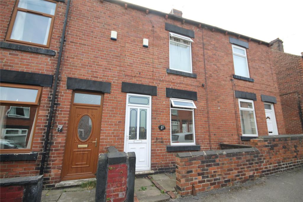 2 Bedrooms Terraced House for sale in John Street, Wombwell, Barnsley, S73