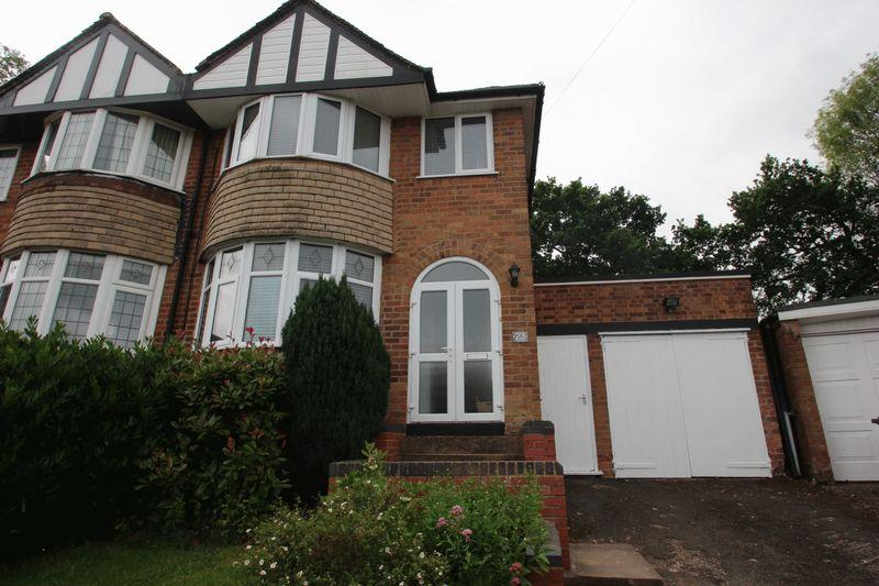 3 Bedrooms Semi Detached House for sale in Clent Avenue, Headless Cross, Redditch, B97 5HH