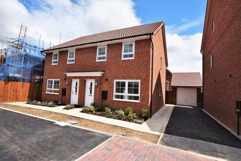 3 bedroom semi-detached house to rent - Brutus Court, Lincoln, LN6 9FY