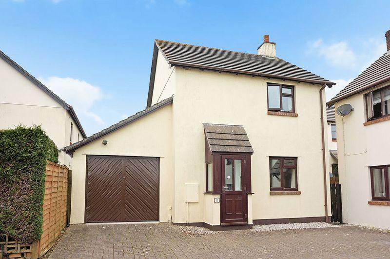2 Bedrooms Detached House for sale in Priestacott Park, Kilkhampton, Bude