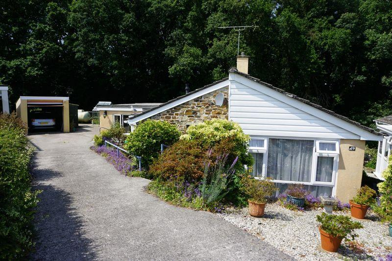 3 Bedrooms Detached Bungalow for sale in Compass West, Tregadillett, Launceston