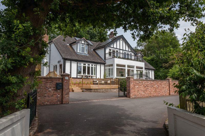 4 Bedrooms Unique Property for sale in Hydon House, Park Drive, Wistaston