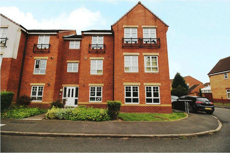 2 Bedrooms Apartment Flat for sale in Yale Road, Willenhall