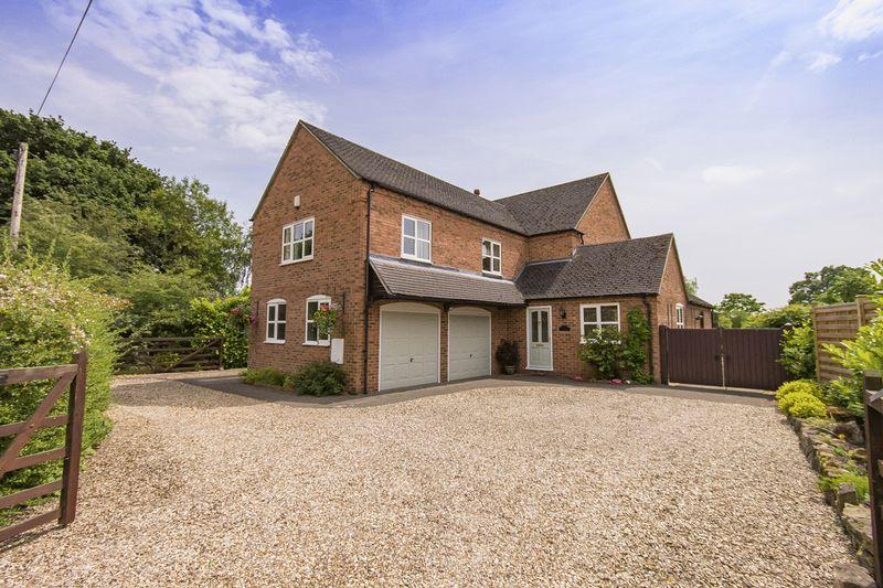 4 Bedrooms Detached House for sale in HOUGHTON HOUSE, MAIN STREET, CHURCH BROUGHTON