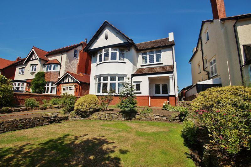 5 Bedrooms Detached House for sale in Allerton Road, Churchtown