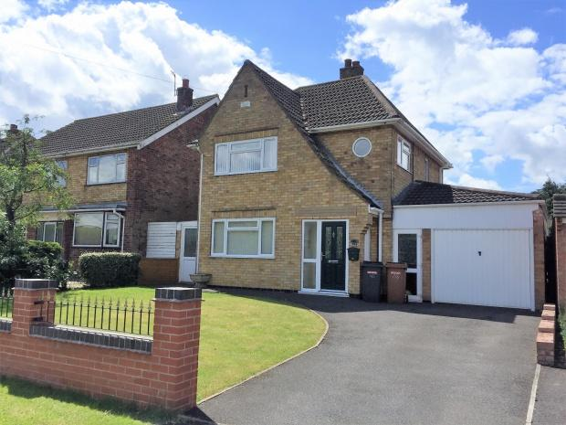 3 Bedrooms Detached House for sale in Scalford Road, Melton Mowbray, LE13
