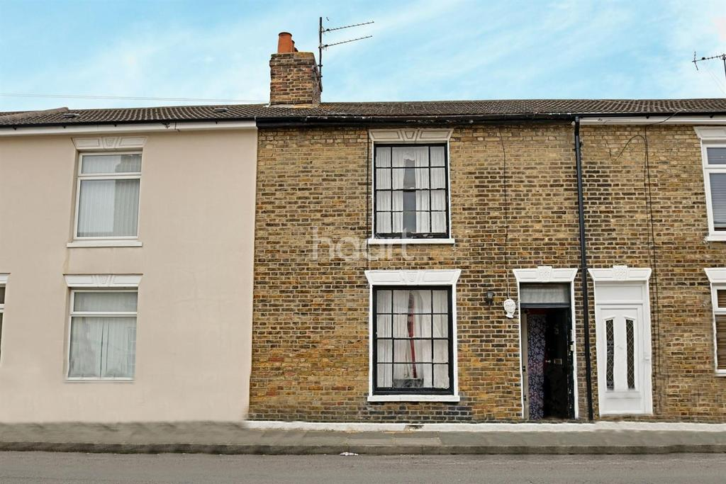 3 Bedrooms Terraced House for sale in Berridge Road, Sheerness
