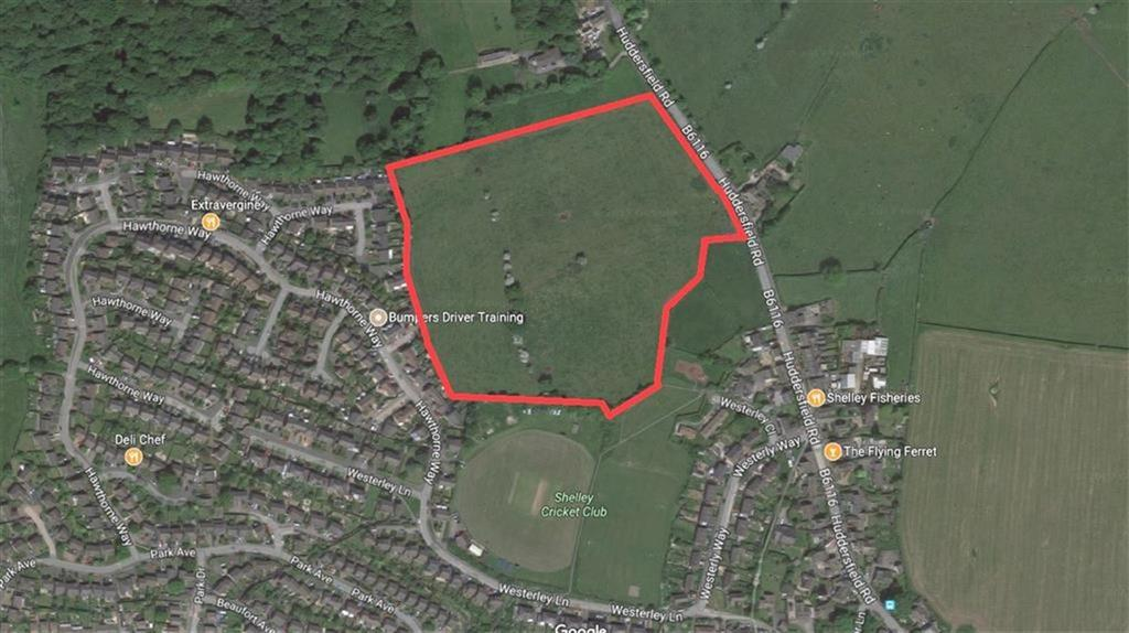 Land Commercial for sale in Off Huddersfield Road, Shelley, Huddersfield, HD8