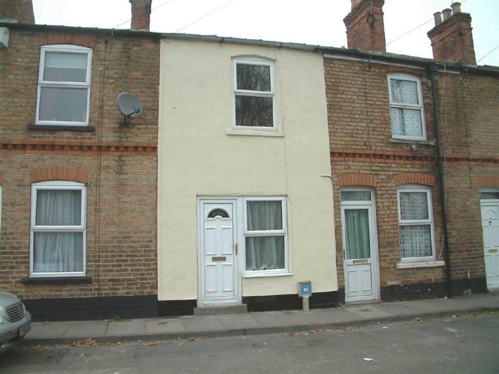 2 Bedrooms Terraced House for sale in Cromwell Road, Newark, Nottinghamshire, NG24