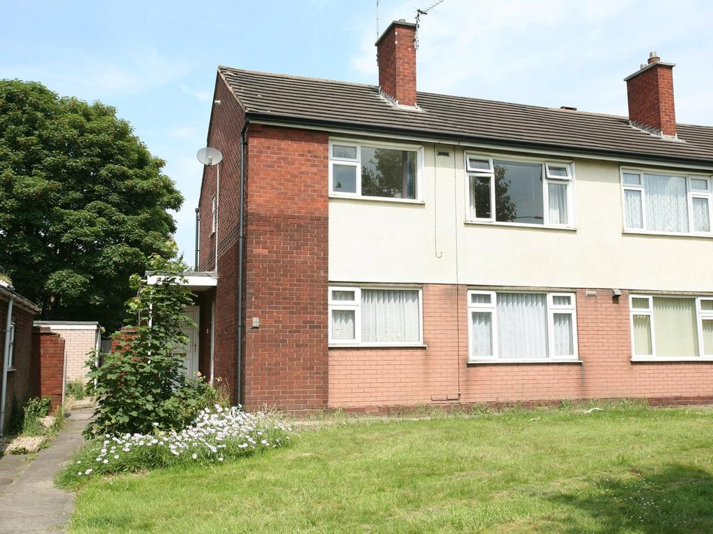 1 Bedroom Flat for sale in 89 Avon Road, Cannock, WS11 1LF