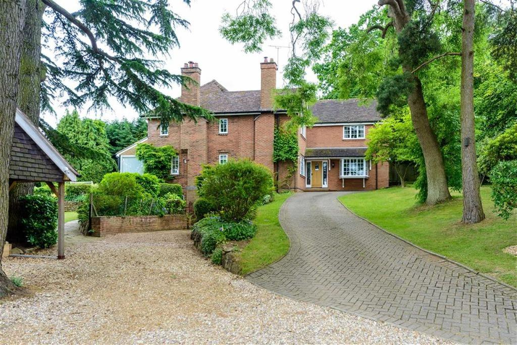 5 Bedrooms Detached House for sale in Snowford Hill, Long Itchington