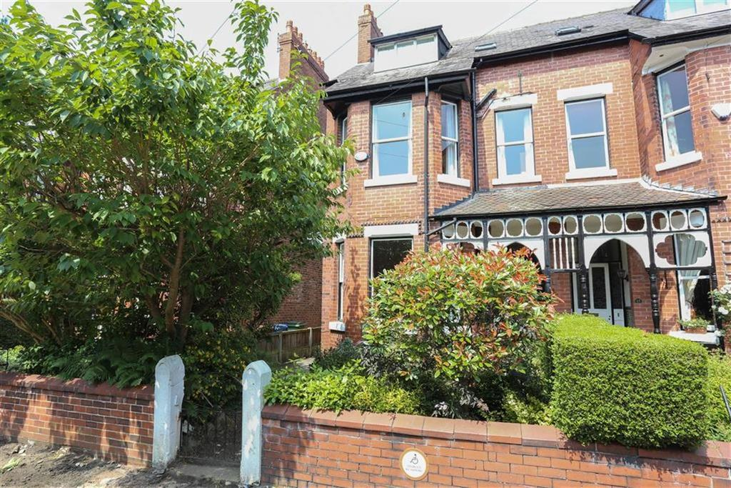 5 Bedrooms End Of Terrace House for sale in York Road, Heaton Moor