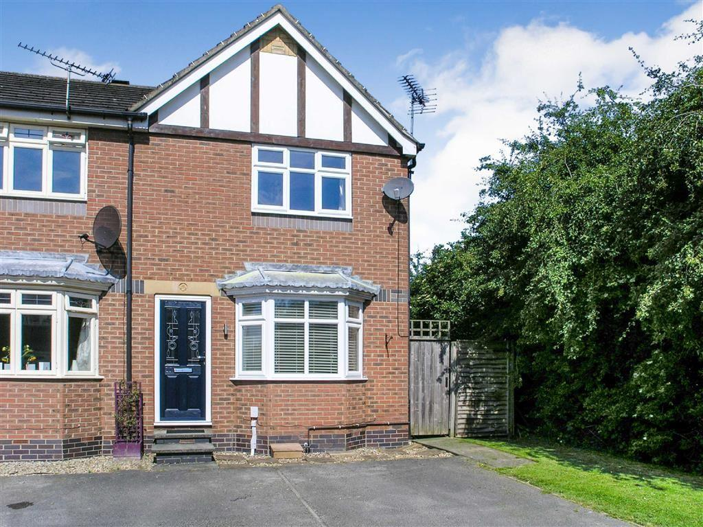 2 Bedrooms End Of Terrace House for sale in Carlton Rise, Beverley, East Yorkshire
