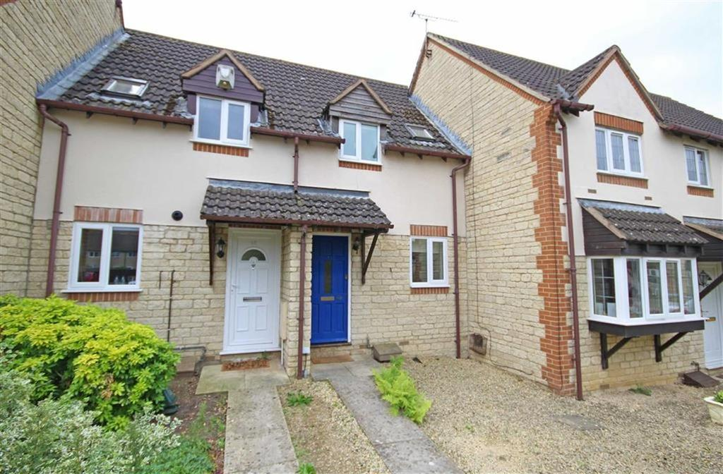 1 Bedroom Terraced House for sale in Cutsdean Close, Bishops Cleeve, Cheltenham, GL52