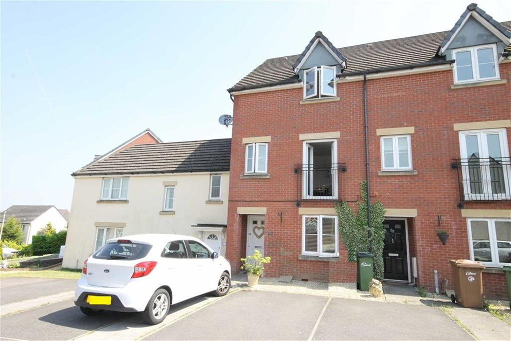 4 Bedrooms Town House for sale in Drum Tower View, Caerphilly, CF83