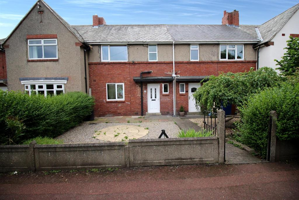 3 Bedrooms Terraced House for sale in Cragside, High Heaton, Newcastle Upon Tyne