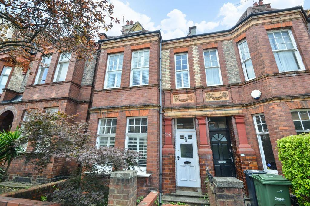4 Bedrooms Terraced House for sale in Barcombe Avenue, Streatham Hill