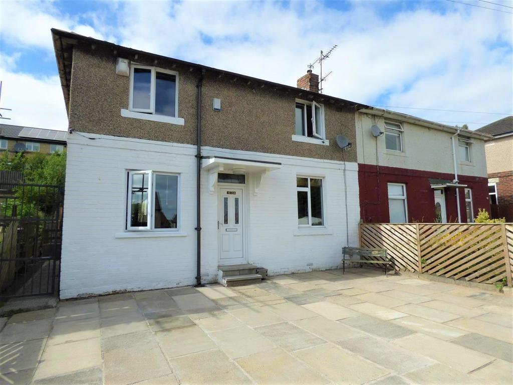 3 Bedrooms Semi Detached House for sale in Shetcliffe Lane, Bierley, BD4 6DB