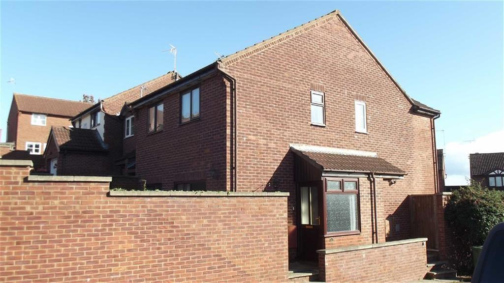 1 Bedroom Semi Detached House for sale in Primrose Close, Ross-on-Wye, Herefordshire