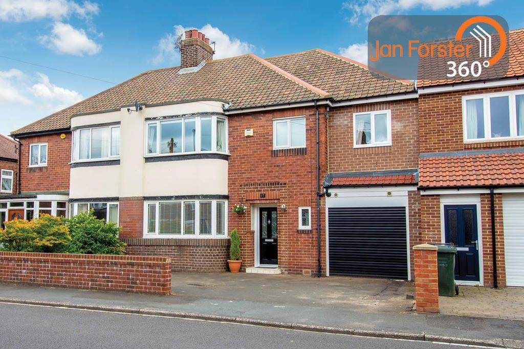 4 Bedrooms House for sale in Polwarth Road, Newcastle Upon Tyne