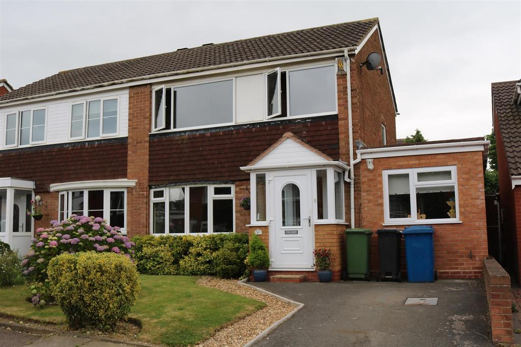 3 Bedrooms Semi Detached House for sale in Talbot, Tamworth