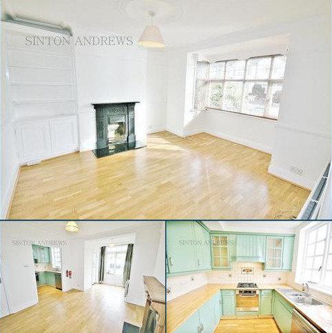4 bedroom house to rent - Manton Avenue, Hanwell, W7