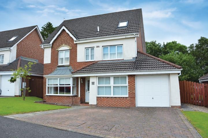6 Bedrooms Detached Villa House for sale in 5 Strathallan Avenue, Hairmyres, G75 8GX