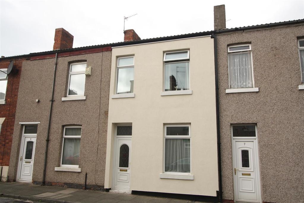 2 Bedrooms Terraced House for sale in Wales Street, Darlington