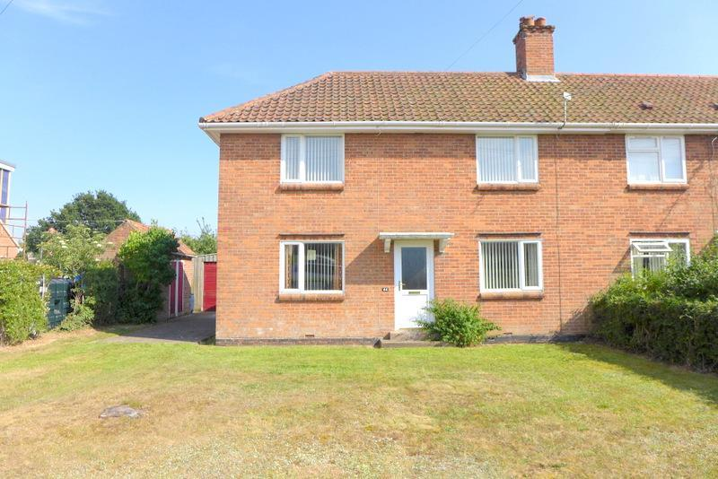 3 Bedrooms Semi Detached House for sale in Loddon Road, Ditchingham