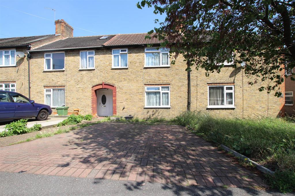 3 Bedrooms Terraced House for sale in Whitehill Road, Crayford, Dartford