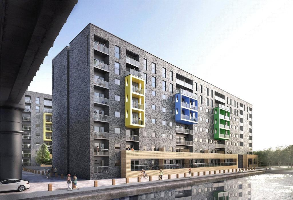2 Bedrooms Flat for sale in Potato Wharf, Manchester, Greater Manchester, M3