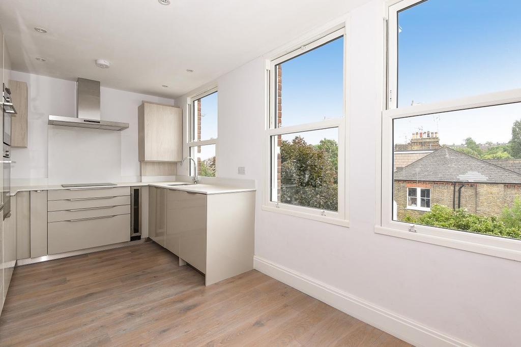 2 Bedrooms Flat for sale in Weston Park, Crouch End