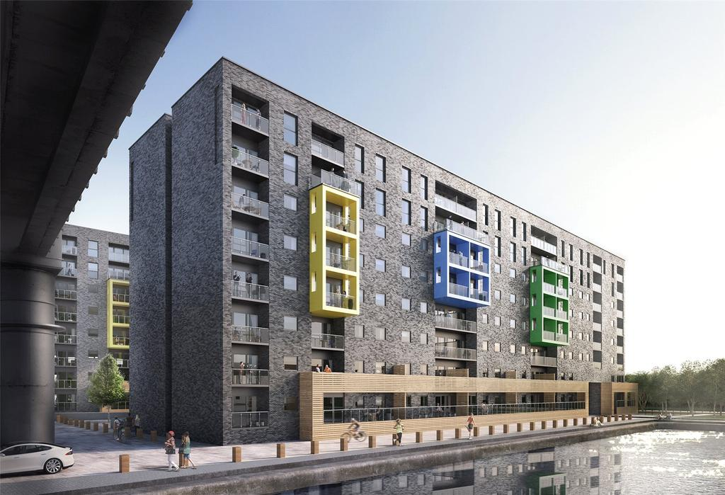 1 Bedroom Flat for sale in Potato Wharf, Manchester, Greater Manchester, M3