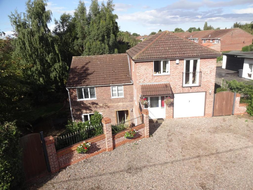 4 Bedrooms Detached House for sale in Springdale Lane, East Bridgford, Nottingham