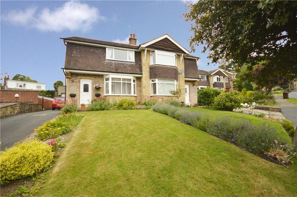 3 Bedrooms Semi Detached House for sale in Kirkfields, Baildon, Shipley, West Yorkshire