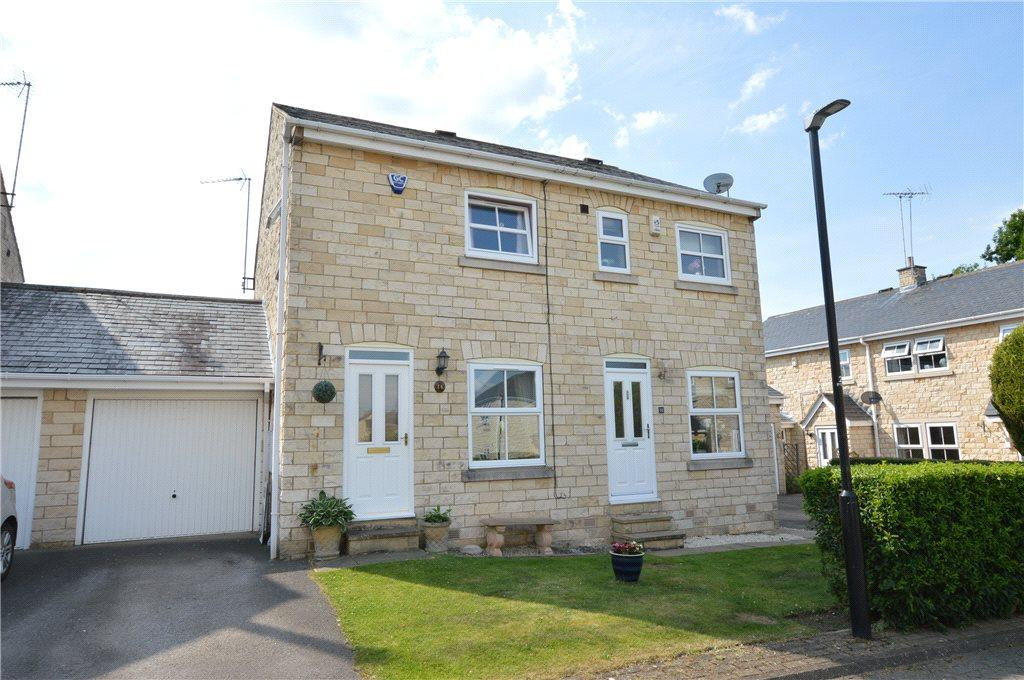 2 Bedrooms Semi Detached House for sale in Parlington Villas, Aberford, Leeds