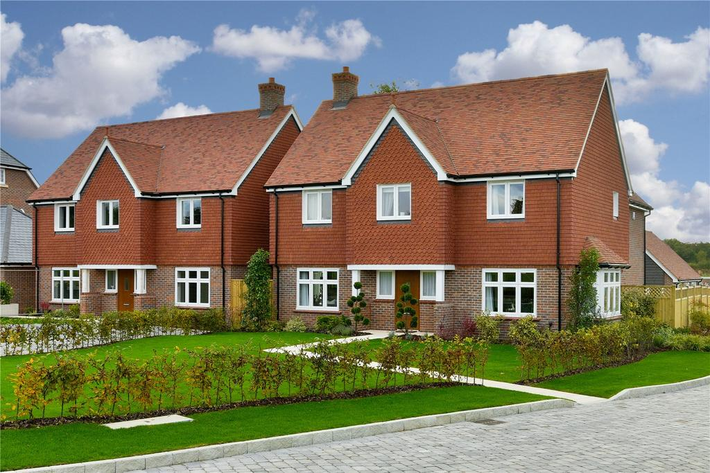 4 Bedrooms Detached House for sale in Abingworth Meadows, Storrington Road, Thakeham, Pulborough, West Sussex, RH20