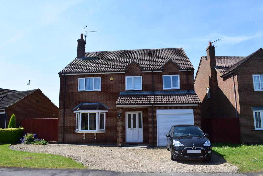 4 Bedrooms Detached House for sale in Gedney, Spalding, Lincolnshire PE12 0DP
